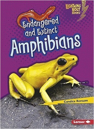 Cover: Endangered and Extinct Amphibians