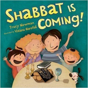 Cover: Shabbat Is Coming!
