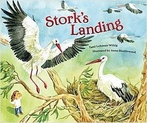 Cover: Stork's Landing