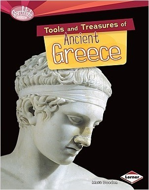 Cover: Tools and Treasures of Ancient Greece