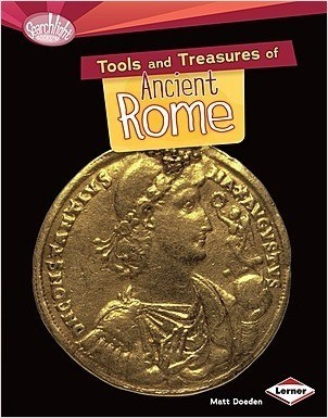 Cover: Tools and Treasures of Ancient Rome