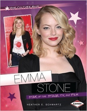 Cover: Emma Stone: Star of the Stage, TV, and Film