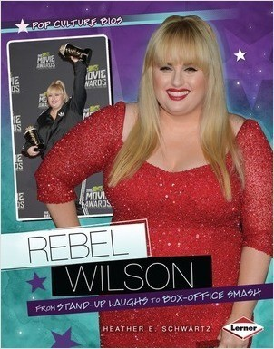 Cover: Rebel Wilson: From Stand-Up Laughs to Box-Office Smash