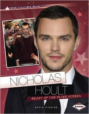 Cover: Nicholas Hoult: Beast of the Silver Screen