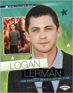Cover: Logan Lerman: The Perks of Being an Action Star