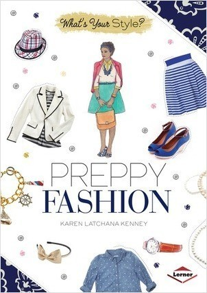 Cover: Preppy Fashion