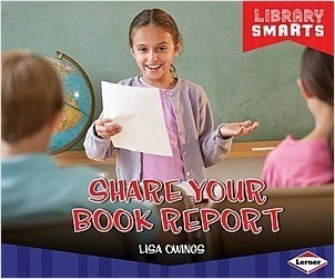 Cover: Share Your Book Report