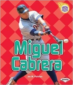 Cover: Miguel Cabrera