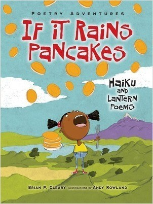 Cover: If It Rains Pancakes: Haiku and Lantern Poems