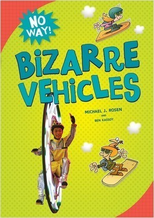 Cover: Bizarre Vehicles