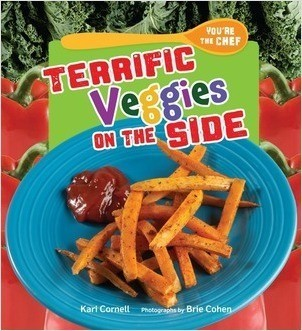 Cover: Terrific Veggies on the Side