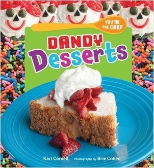 Cover: Dandy Desserts