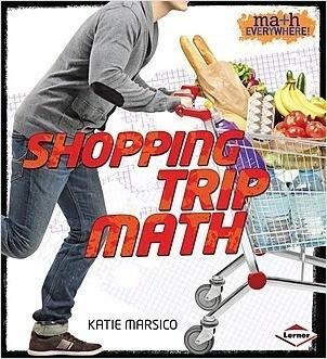 Cover: Shopping Trip Math