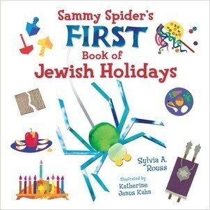 Cover: Sammy Spider's First Book of Jewish Holidays