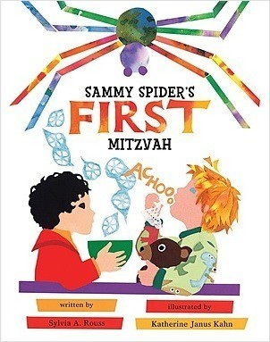 Cover: Sammy Spider's First Mitzvah