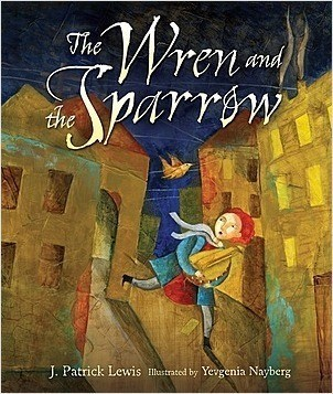 Cover: The Wren and the Sparrow