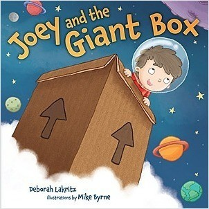 Cover: Joey and the Giant Box