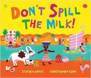 Cover: Don't Spill the Milk!