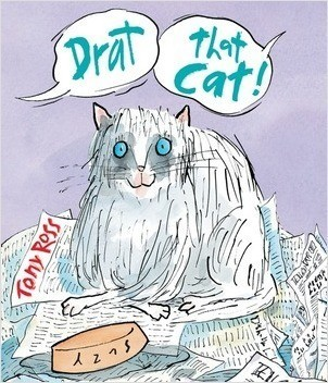 Cover: Drat That Cat!