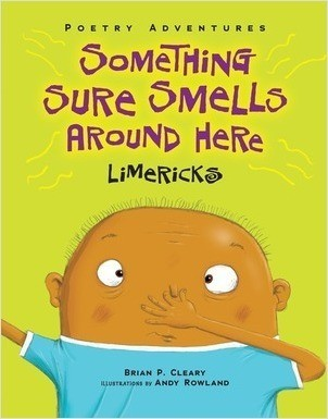 Cover: Something Sure Smells Around Here: Limericks