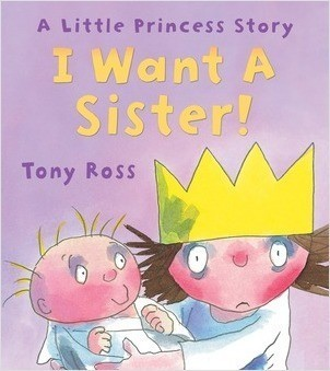 Cover: I Want a Sister!