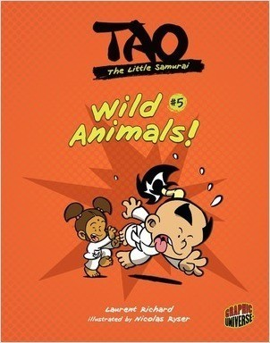Cover: Wild Animals!: Book 5