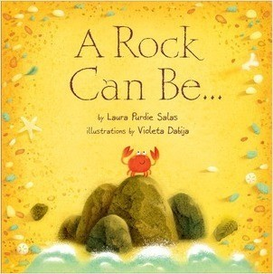 Cover: A Rock Can Be . . .