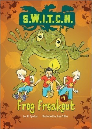 Cover: Frog Freakout