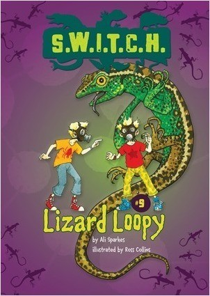 Cover: Lizard Loopy