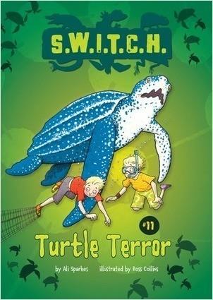 Cover: Turtle Terror
