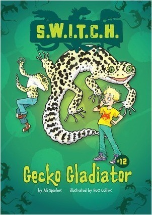 Cover: Gecko Gladiator