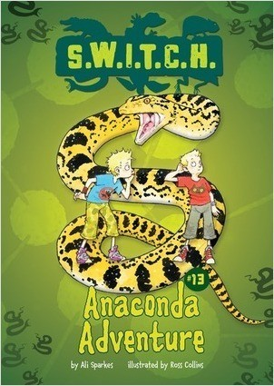 Cover: Anaconda Adventure