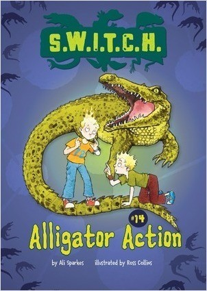 Cover: Alligator Action