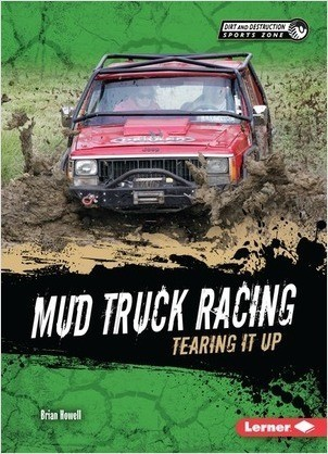 Cover: Mud Truck Racing: Tearing It Up