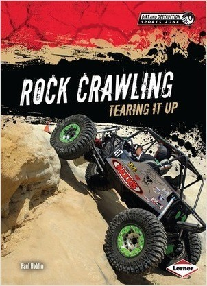 Cover: Rock Crawling: Tearing It Up