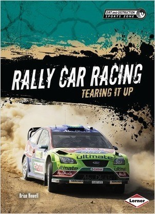 Cover: Rally Car Racing: Tearing It Up