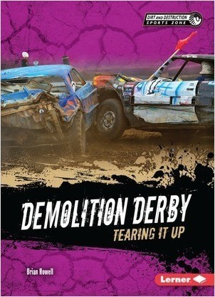 Cover: Demolition Derby: Tearing It Up