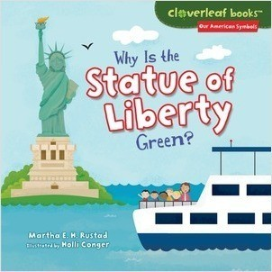 Cover: Why Is the Statue of Liberty Green?