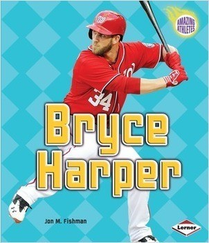 Cover: Bryce Harper