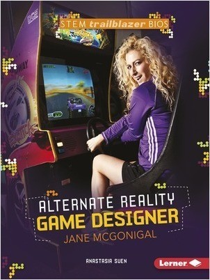 Cover: Alternate Reality Game Designer Jane McGonigal