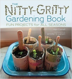 Cover: The Nitty-Gritty Gardening Book: Fun Projects for All Seasons