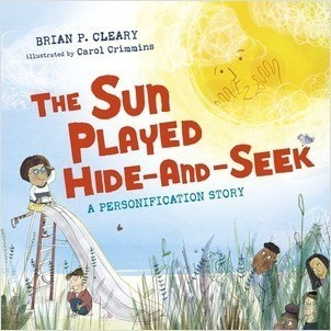 Cover: The Sun Played Hide-and-Seek: A Personification Story