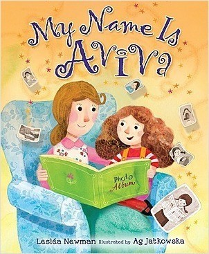 Cover: My Name is Aviva