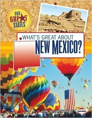 Cover: What's Great about New Mexico?