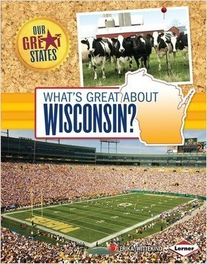 Cover: What's Great about Wisconsin?