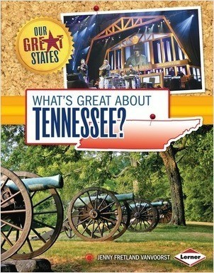 Cover: What's Great about Tennessee?