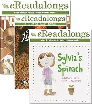 Cover: Live Oak Media eReadalong Collection — Live Oak Media eReadalong Set