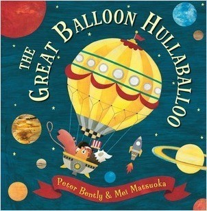 Cover: The Great Balloon Hullaballoo