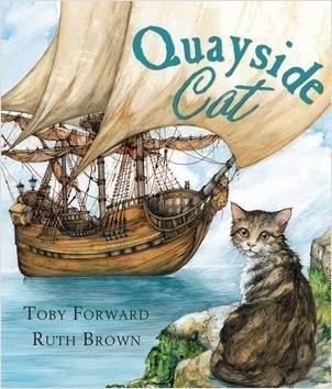 Cover: The Quayside Cat