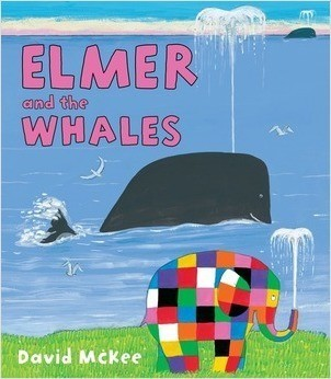 Cover: Elmer and the Whales